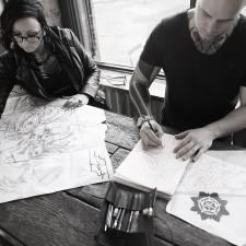 Hanumantra & Jo designing